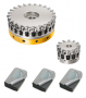 Series Expansion – Long Edge Insert Added to the FMAX High Feed Finish Milling Cutter Series