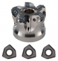 Series Expansion - Insert Grade MC7020 Added to the WJX High Feed Radius Milling Cutter Series