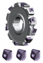 Series Expansion - New Chip Breakers Added to the VAS 400 Indexable Insert Side and Face Cutter