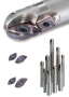 Series Expansion - PVD Coated Carbide Grades Added to the SRM2 Ball Nose End Mill for Rough and Semi-finishing