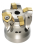 Size Expansion – Small Diameters Added to the WJX High Feed Radius Milling Cutter Series