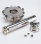 Additional Double-sided Inserts for the WJX Series of High Feed Radius Milling Cutters