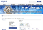 Web Catalogue