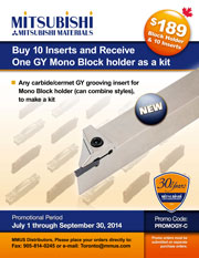 GY Mono Block Promotion