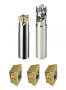 VPX series - Expansion of L breaker, low resistance inserts