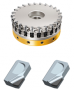 Size Expansion – Small Diameters Added to the FMAX High Feed Finish Milling Cutter Series